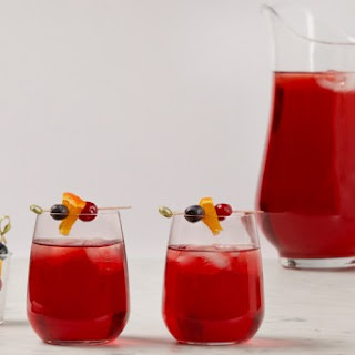 Pomegranate Martini Pitcher CBC Best Recipes Ever