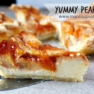 Yummy Pear Pie
