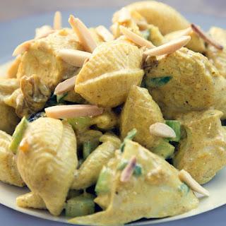 Curried Chicken & Pasta Salad.