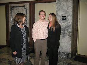 Photo: Brenda, Kegan and Mariah