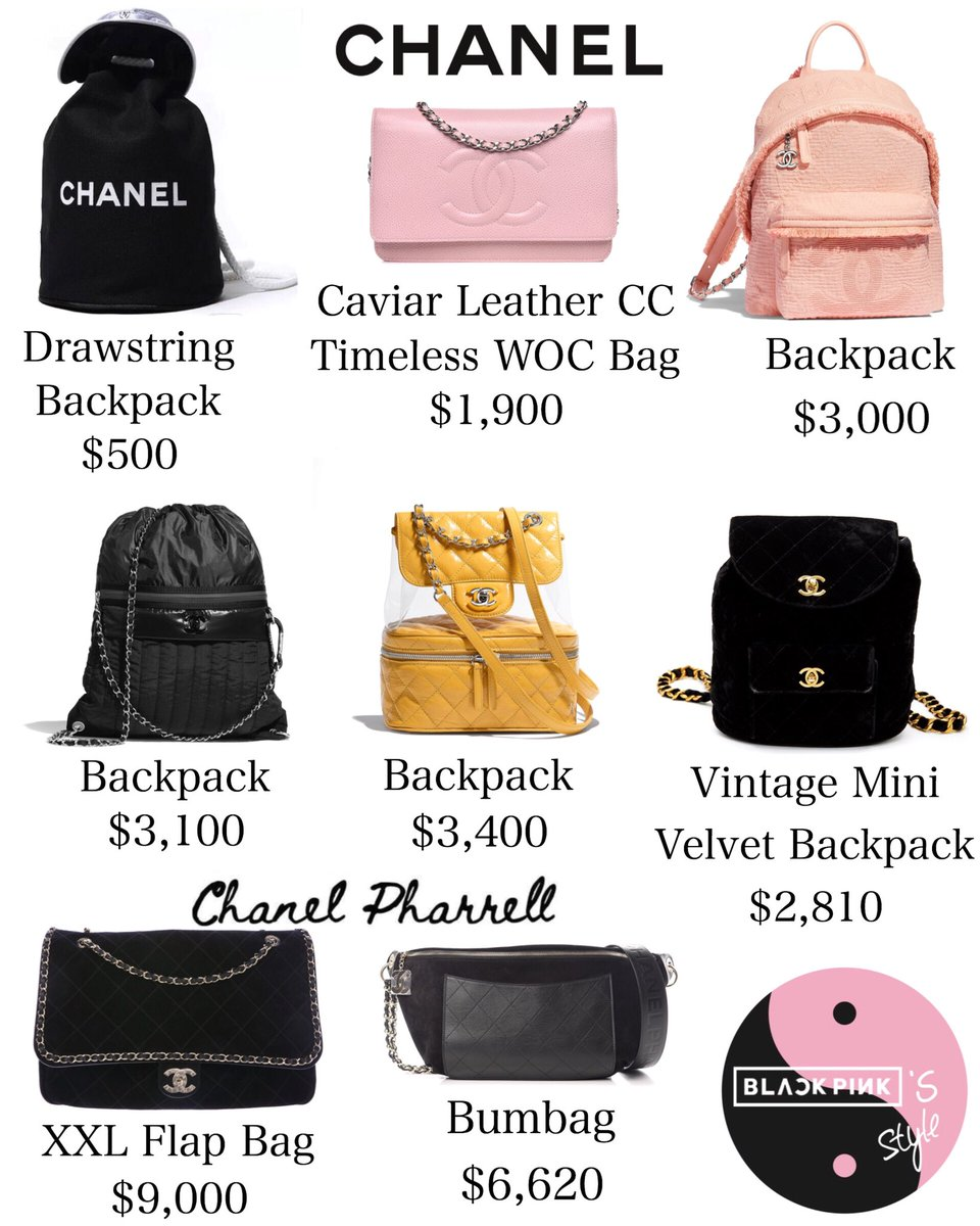 blackpink jennie handbag collection 3