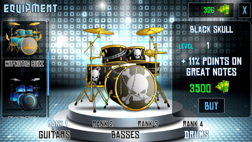 Rock Battle - Rhythm Music Game 1.18 Mod screenshots 4