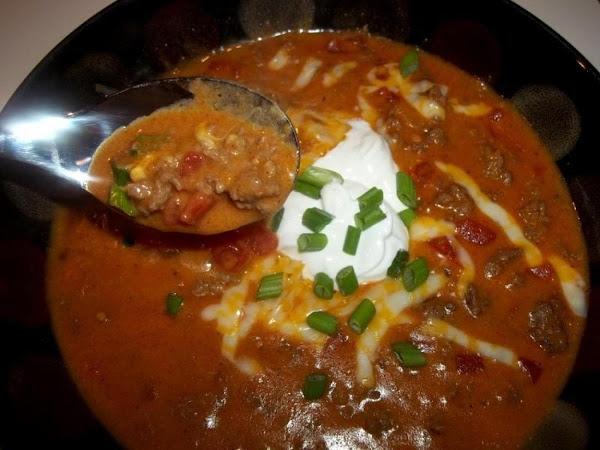 ~tasty Nacho Soup ~ Recipe