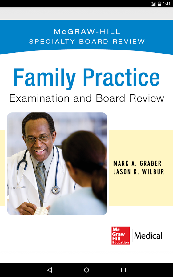 Family Practice Board Review- screenshot