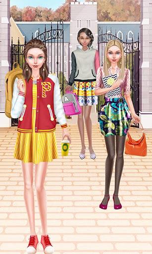 Fashion Doll - School Girl