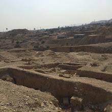Photo: החפירות, ארמונו של הורדו והבניה החדשה