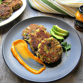 Broccoli Quinoa Patties