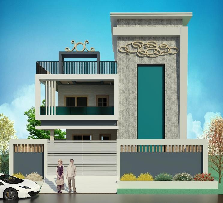 Thiết kế xây dựng giúp bạn có ngôi nhà ưng ý