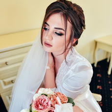 Wedding photographer Nadezhda Pushko (Pyshko). Photo of 09.08.2018