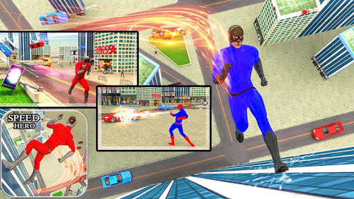 Light Speed hero: Crime Simulator: superhero games 3.1 screenshots 9