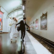 Wedding photographer didier laurent (laurentdidier). Photo of 01.12.2016