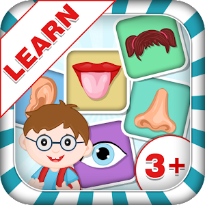 Learn Parts Of Body – Kids Fun for PC and MAC