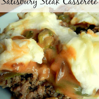 Salisbury Steak Onion Soup Mix Recipes.