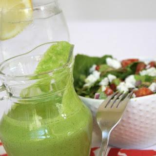 Cilantro Lime Salad Dressing.