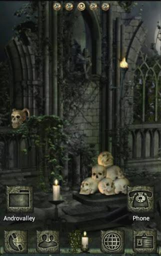 Apex GO Theme Dark Ruins