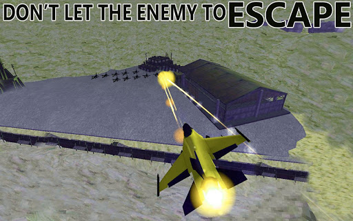 Fighter Jet Air Strike Battle for PC