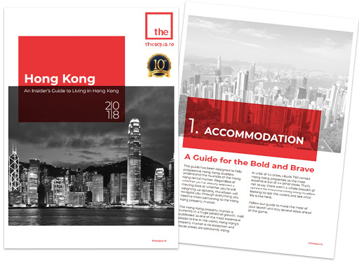 Hong Kong relocation guide accommodtion