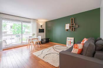 Studio meublé 33,05 m2