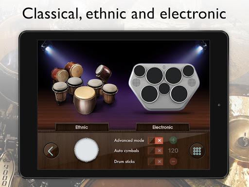 Real Drum Set - Drums Kit Free Screenshot