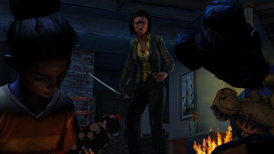 The Walking Dead: Michonne mod apk 5