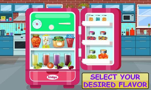 Rainbow Ice Cream Cone & Popsicle Maker Game 1.0 screenshots 13