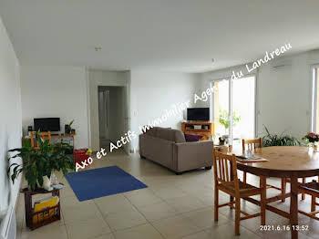 Appartement 5 pièces 80 m2