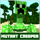 Mutant Creeper for Minecraft