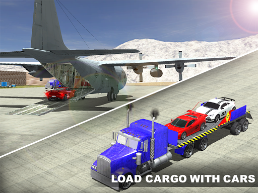 Airplane Pilot Car Transporter apkpoly screenshots 18