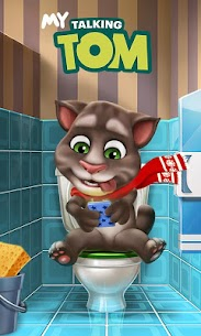 My Talking Tom Mod Apk 6.1.0.853 [All Unlimited] 7