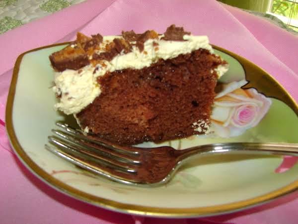 Salted Carmel Cake Recipe