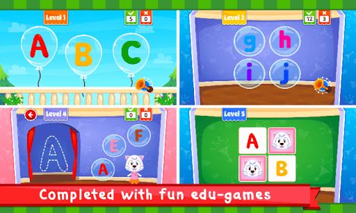 Marbel Alphabet - Learning Games for Kids  screenshots 5
