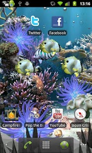 Coral Reef Live WP- screenshot thumbnail