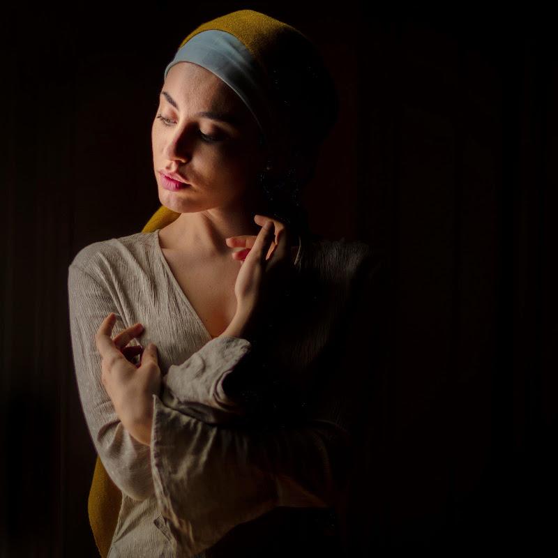 Ispirata da Vermeer. di francesca_pannuzzo