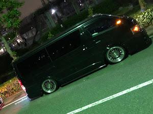 ハイエース TRH200V のカスタム事例画像 りゅ〜じ【Liberty】さんの2021年09月22日21:00の投稿