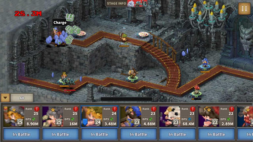 Tap Defenders 1.0.7 screenshots 21