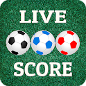 Live Football Scores - Soccer Schedule & Results icon