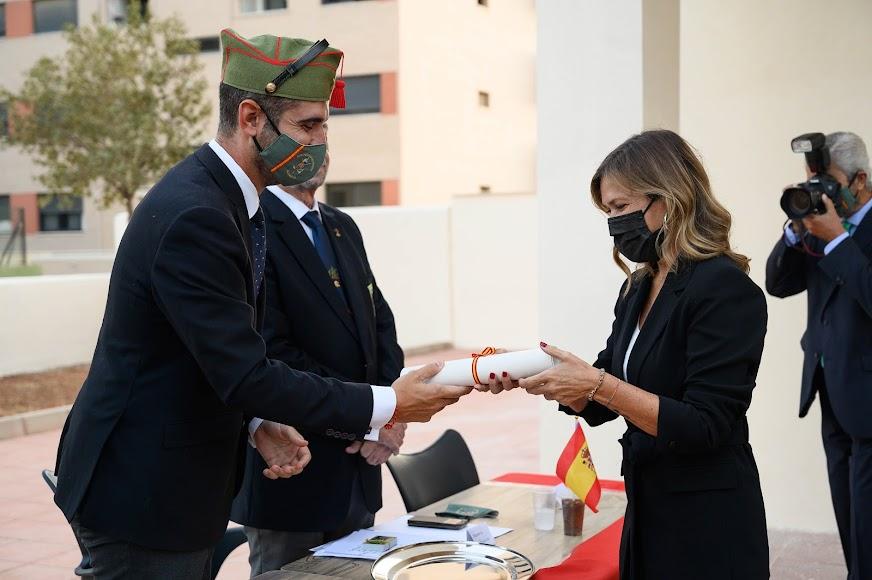 El nuevo local ha sido cedido por el Ayuntamiento de Almería.