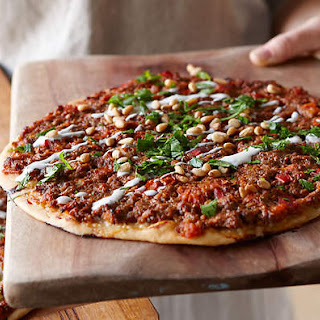Minced Meat Pizza Recipes