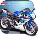3D Police Motorcycle Race 2016 icon
