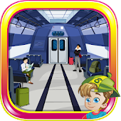 Escape Games - Bullet Train I