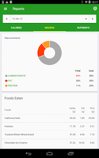 Calorie Counter by FatSecret- screenshot thumbnail