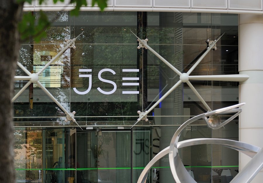 MARKET WRAP: JSE muted as investors await global risk events