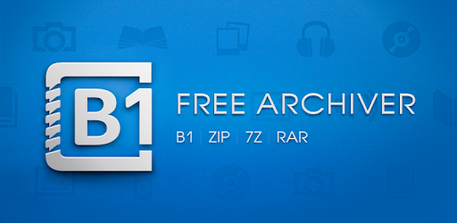 B1 Archiver zip rar unzip - Apps on Google Play