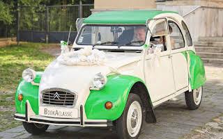 Citroen 2CV Dolly Rent Banskobystrický kraj