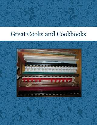 Great Cooks and Cookbooks