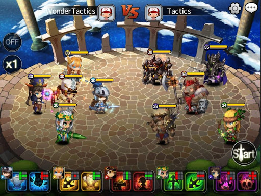 Wonder Tactics 1.6.1 screenshots 7