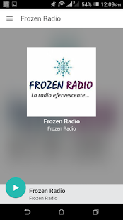 Frozen Radio- screenshot thumbnail