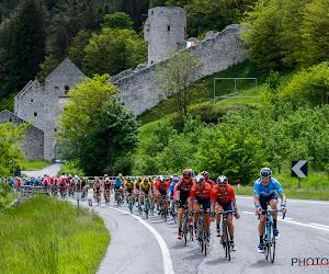 Ronde van Italië deelt snel wildcards uit, makkelijke keuze door afhaken Direct-Energie