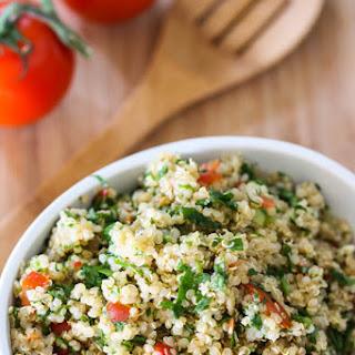 Quinoa Tabbouli