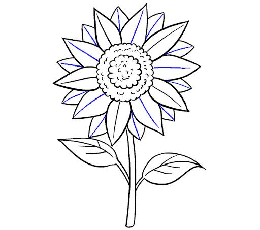 How To Draw Flowers 1.2 screenshots 2